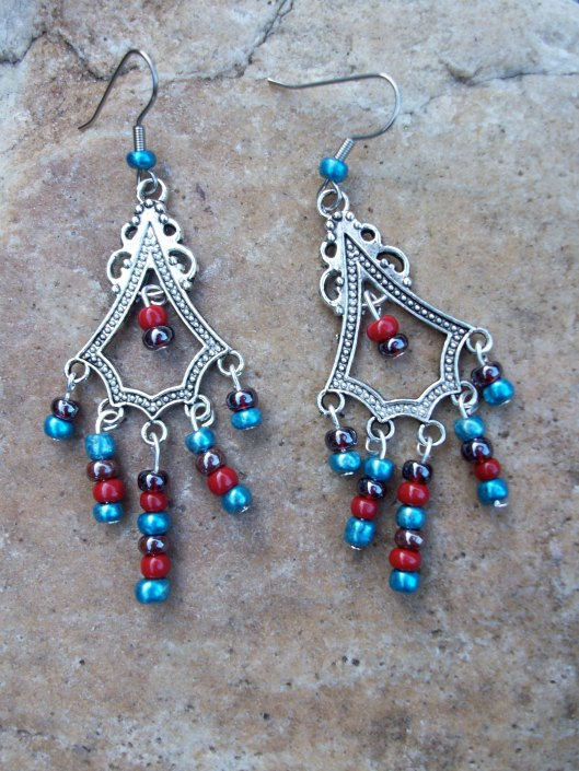Bohemian babe Earrings